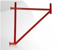 Cuplock – Cantilever Beam Frame