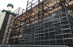 Steel Scaffolding UAE