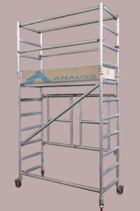 steel scaffolding dubai