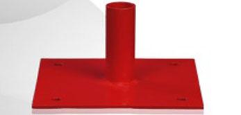Base Plate Steel Scaffolding Suppliers Dubai UAE