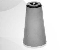 PVC Type Steel Cone