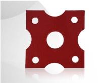 Steel Scaffolding Prop Plate